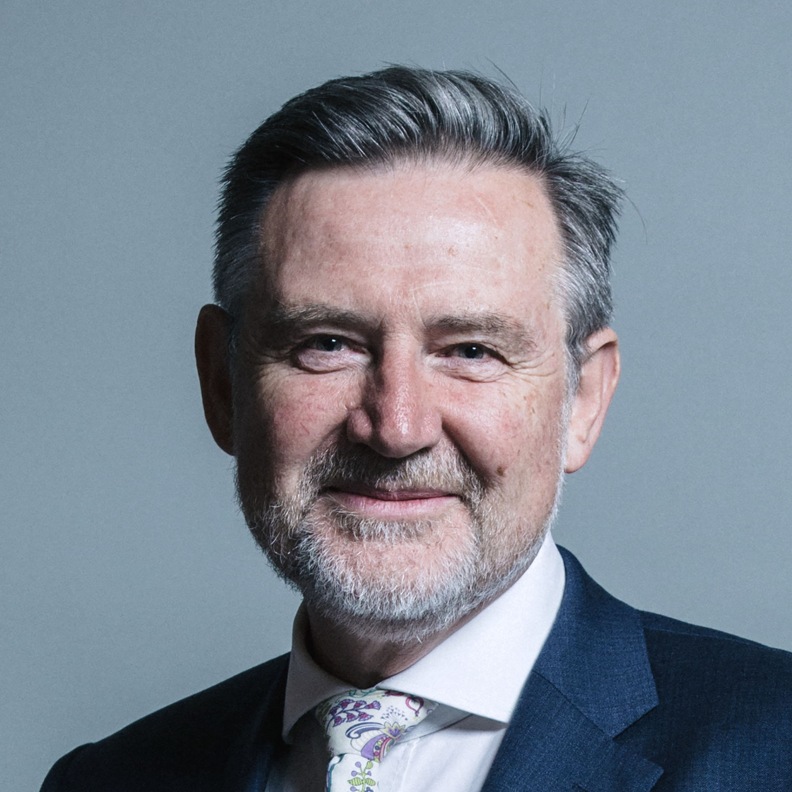 Barry Gardiner Portrait