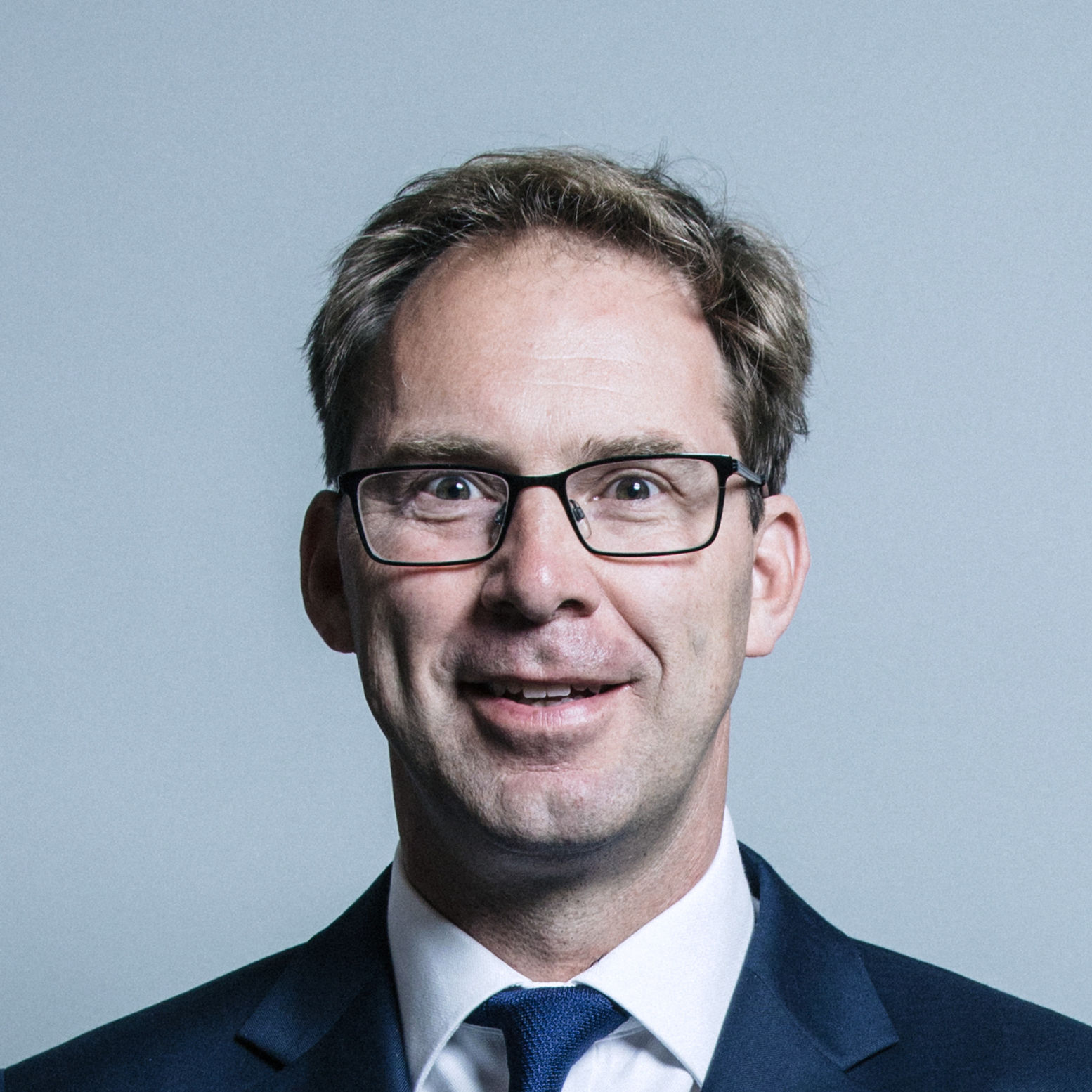 Mr Tobias Ellwood Portrait