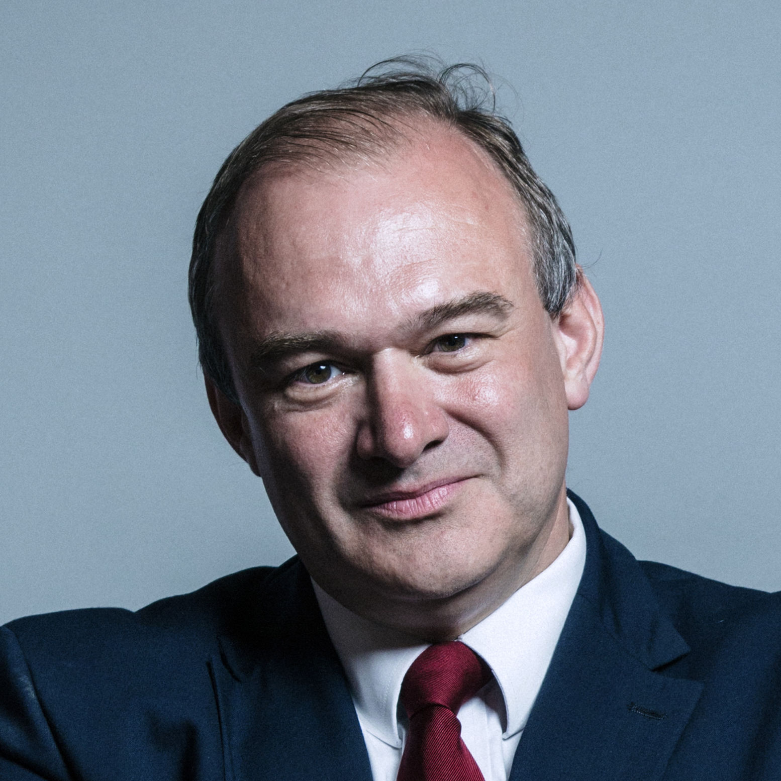Sir Edward Davey Portrait