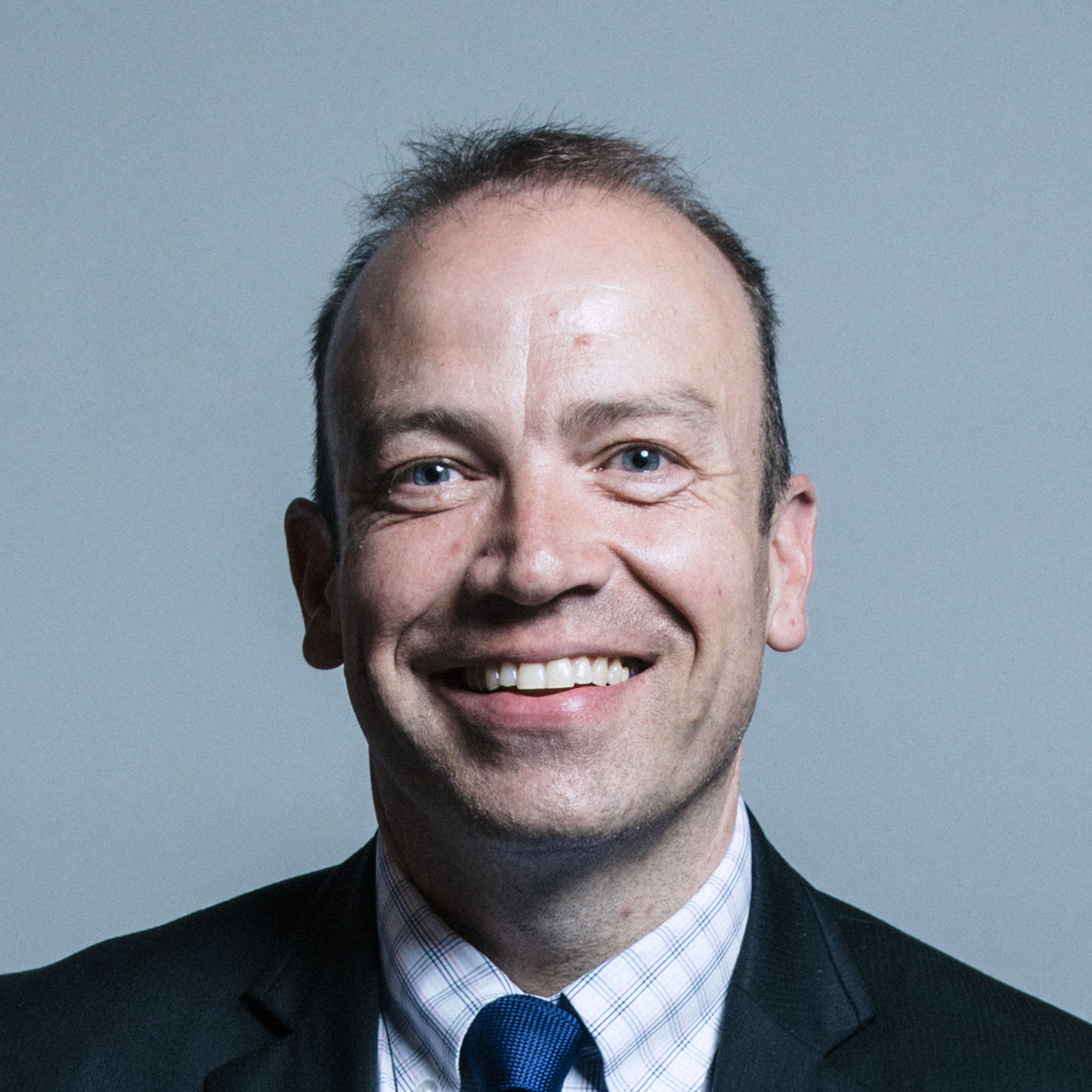 Chris Heaton-Harris Portrait