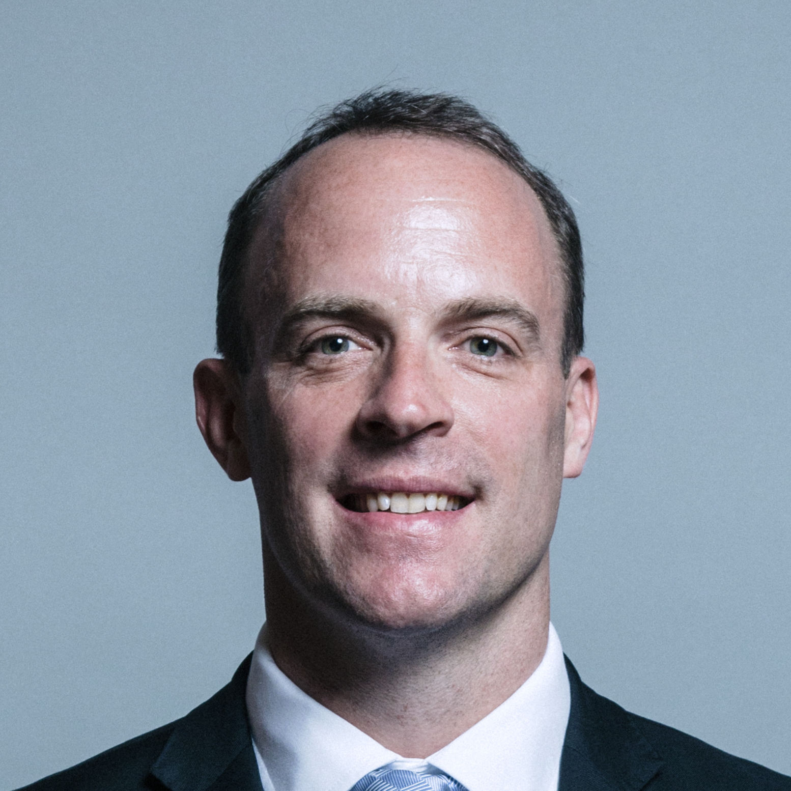 Dominic Raab Portrait