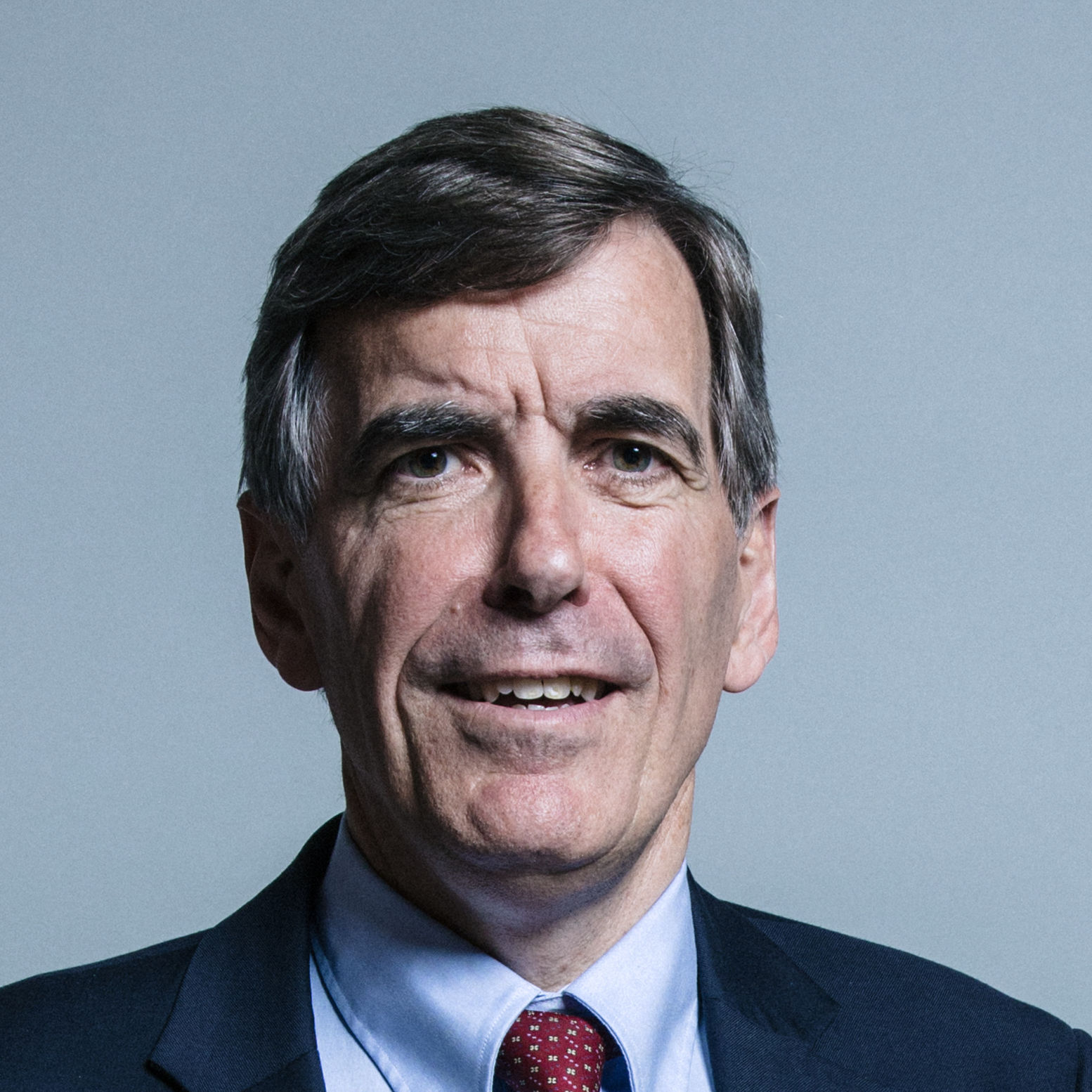 David Rutley Portrait