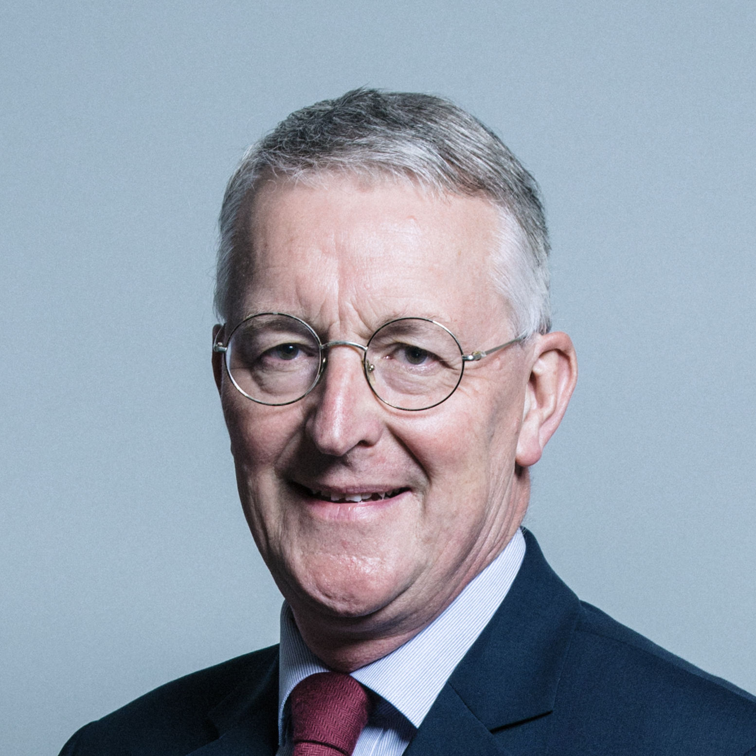 Hilary Benn Portrait