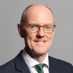 Nick Gibb Portrait
