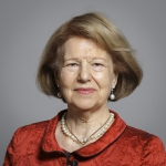 Baroness Nicholson of Winterbourne Portrait