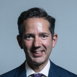 Mr Jonathan Djanogly Portrait