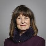 Baroness Kennedy of The Shaws Portrait