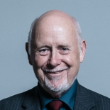 Kelvin Hopkins Portrait