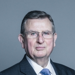 Lord Bowness Portrait