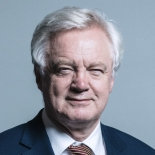 Mr David Davis Portrait