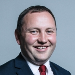 Ian Murray Portrait