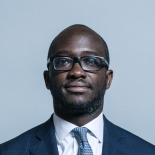 Sam Gyimah Portrait