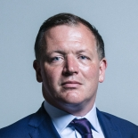 Damian Collins Portrait