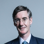 Mr Jacob Rees-Mogg Portrait