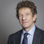 Lord Faulks Portrait