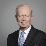 Lord Empey Portrait