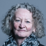 Baroness Jones of Moulsecoomb Portrait
