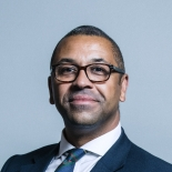 James Cleverly Portrait