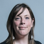Jess Phillips Portrait