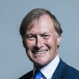 Sir David Amess Portrait
