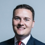 Wes Streeting Portrait