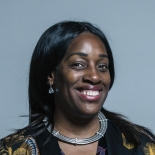 Kate Osamor Portrait