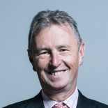 Mr Nigel Evans Portrait