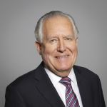 Lord Hain Portrait